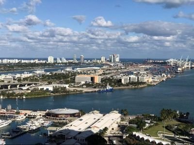 Photo for High rise modern two bedroom near brickell w/amazing view