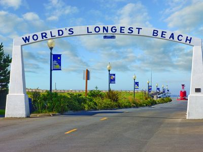 Photo for The beautiful Leadbetter Point State Park & Wildlife Refuge!