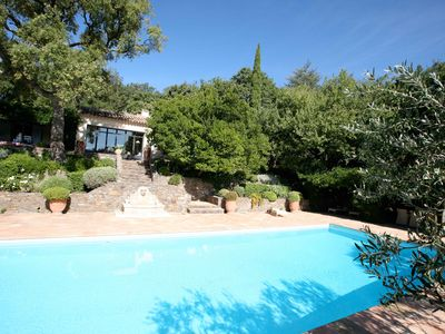 Photo for Exquisite Mini Estate, Villa and Guest House, Tennis, Pool, Gardens, Vineyard