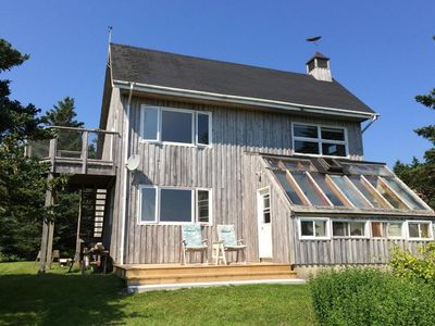 Photo for Black Point Cottage - Secluded Cottage on Private Ocean Front Peninsula