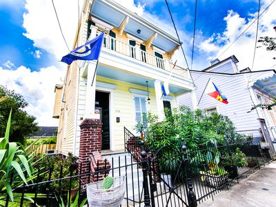 Photo for (F) Tremé Creole Mansion | Steps to French Quarter | Great for larger groups