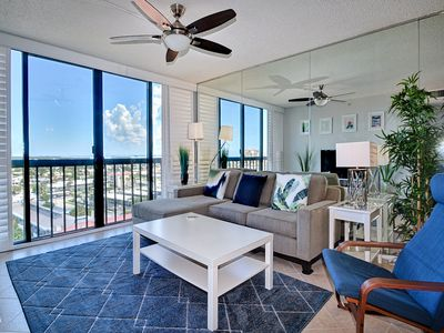 Photo for Dolphin Cove  PH 9 Beautiful 11th Floor Water View - 1 Bedroom 1 Bathroom