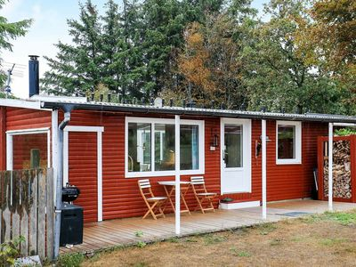Photo for Modern Holiday Home in Roslev Denmark with Terrace