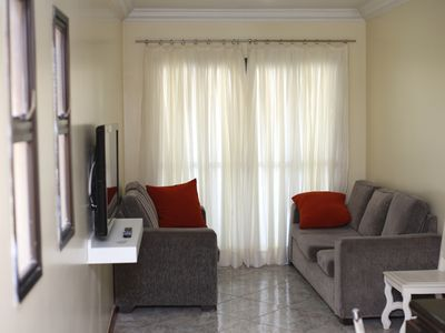 Photo for 3BR Apartment Vacation Rental in Praia do Morro, ES