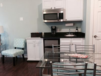 Photo for Extra Large 600 sq ft Studio, Between Rosemary and Alys Beach, King Bed, Sleeps6