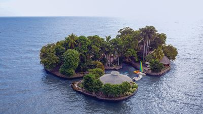 Photo for Private Island Paradise for 2* 37,600 Sq Ft* Boating Facilities* With Staff
