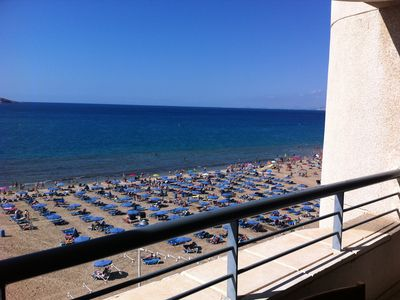 Photo for 1BR Apartment Vacation Rental in Benidorm