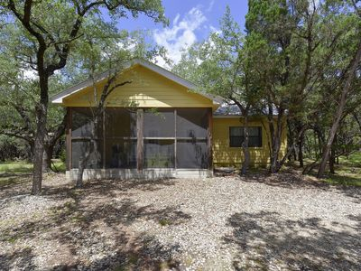 Photo for 2BR Cabin Vacation Rental in Wimberley, Texas