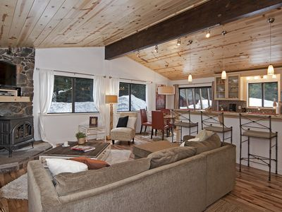 Photo for Chambers Landing HOA - Super Cute Remodeled Cabin w/ Hot Tub