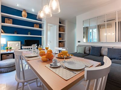 Photo for Beach apartment for families