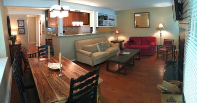 Photo for Highly Recommended Lovely Remodeled One Bedroom King Bed Unit In The Aspens