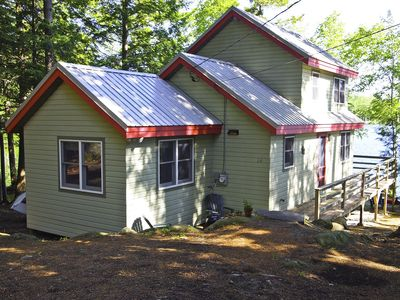 Photo for 2BR Cottage Vacation Rental in Hope, Maine