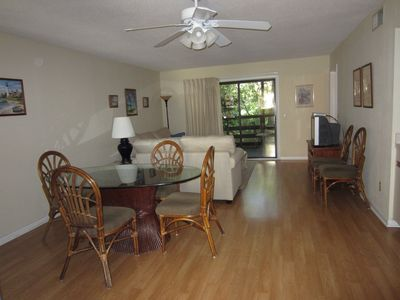 Photo for An Affordable Beach Side Oasis (2 BR/2 BA) on Amelia Island