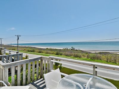 Photo for Newly Renovated Montauk Oceanfront Condo- steps to Beach, Fishing, Golf, & Town!