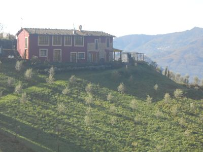 Photo for Luxury Detached Farmhouse, Private Pool, Set in Olive Groves, Free WiFi