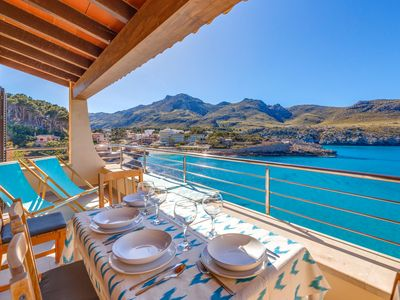 Photo for With sea view and pool - Apartment Mirador