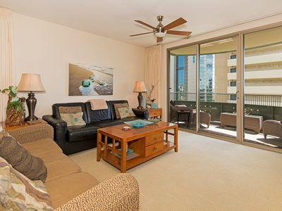 Photo for Panoramic Ocean View 2 BD Condo With Lots of Amenities