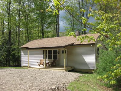 Photo for 3BR Cabin Vacation Rental in Westfield, Pennsylvania