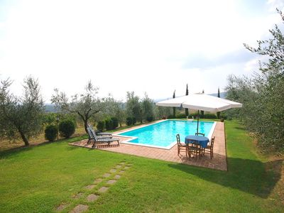 Photo for 3BR Villa Vacation Rental in San Casciano Dei Bagni Area, Tuscany