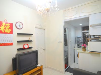 Photo for 2bdrm at Temple St.@MTR stn. best
