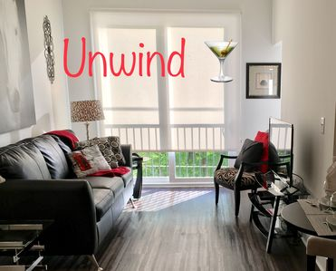 Photo for Perfect Midtown Music Row Condo Footsteps from Centennial Park**free parking**!