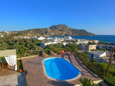 Photo for Villa Ellis w/ Private Pool★200m from Beach★Walk to restaurants, bars & shops