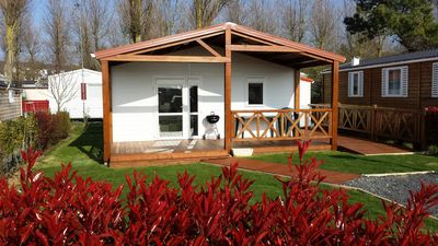 Photo for 2BR Chalet Vacation Rental in Grandcamp-Maisy, Normandie