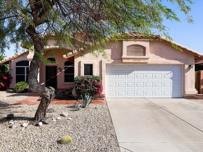 Photo for Arizona home with private pool near lakes