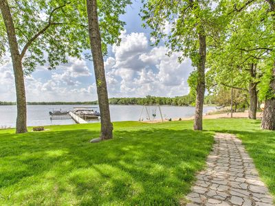 Photo for NEW! Cozy Annandale Townhome by Clearwater Lake!