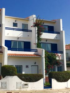 Photo for Spacious Double Fronted End Townhouse/Villa, great location, 400 metres to beach