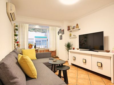 Photo for ☞ Casita del Puerto ☜  ★★★★★ Charming ♡ apartment first lane at The Marina.