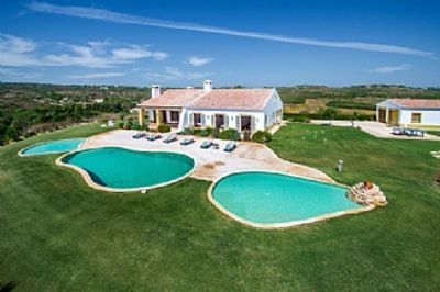 Photo for Fabulous 5 Bedroom Villa With 3 Swimming Pools Set In 3 Acres