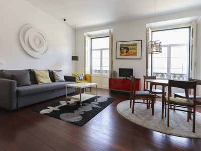 Photo for Apartment in the heart of Lisboa Downtown
