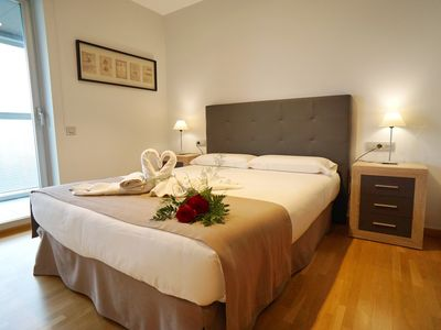 Photo for Apartment in front of Fira Gran Via