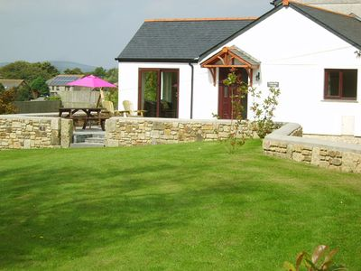 Photo for 2 Bedroom Self Catering Holiday Cottage Nestled In 1 Acre Of Grounds/Lawned Gard