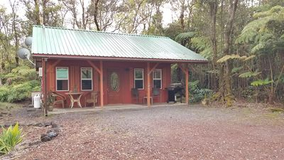 Photo for 1BR Cabin Vacation Rental in Volcano, Hawaii
