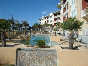 Waterside Village, Mexico Beach, FL, USA