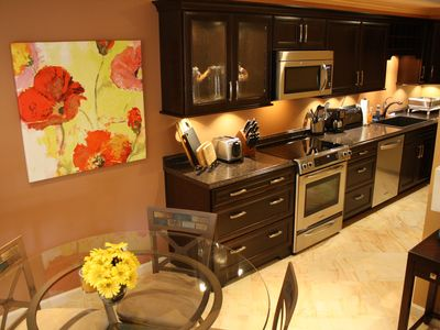 Photo for LUXURY for LESS!  NEW End UNIT-Mountain & Pool Views!  Cable & Wi-Fi!