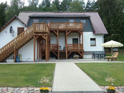 Photo for Welcome to our apartments of Villa Wald-Eck (Apartment 1)