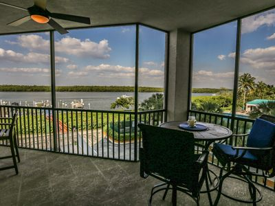 Photo for 3 bedroom, 3 bath second floor condo at Waterside