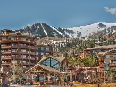 Photo for Walk to Ski. Westgate Canyons Condo. Pool/Hot tub.