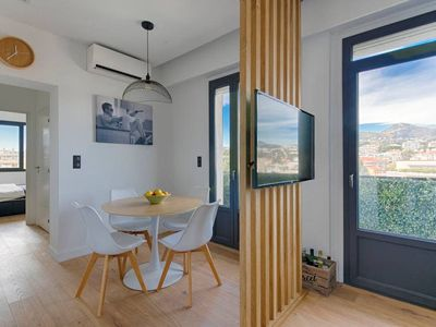 Photo for EXCEPTIONAL APARTMENT - CALM - WITH AMAZING VIEW