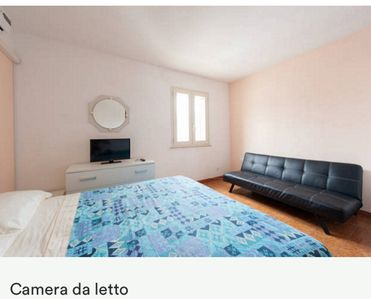 Photo for TWO-ROOMED APARTMENT 100 MT FROM THE SEA WITH NEW FURNISHING