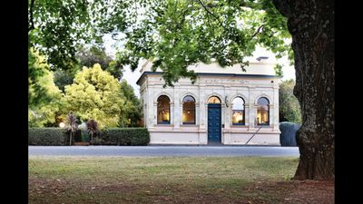 Photo for Beautiful historic former bank set in gorgeous country garden