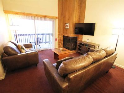Photo for Snow Flower Condo #127, 2 bed/loft 2 bath, sleeps 6, SKI-IN/SKI-OUT to Park City Mountain Resort