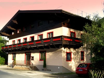 Photo for Winter/Summer Sports in Chalet Apartment Chalet in Saalbach Hinterglemm and close to Zell am See