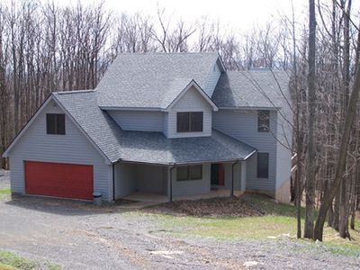 Photo for Hart's Horn - Private and Affordable Mountain Home! Lake Privileges!