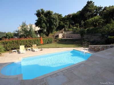 Photo for New 2-room villa with a private pool and a large exterior terrace