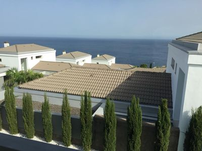 Photo for Nice property with sea view