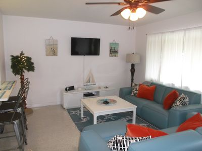 Photo for Cozy 2 Bedroom Home Close To Gulf Beaches .